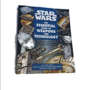 STAR WARS The Essential Guide to Weapons & Tech.